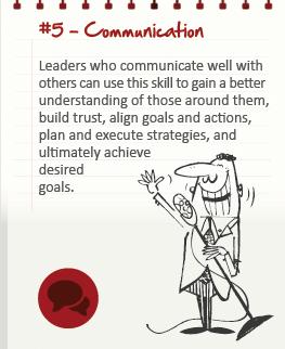 An essential key to good leadership.